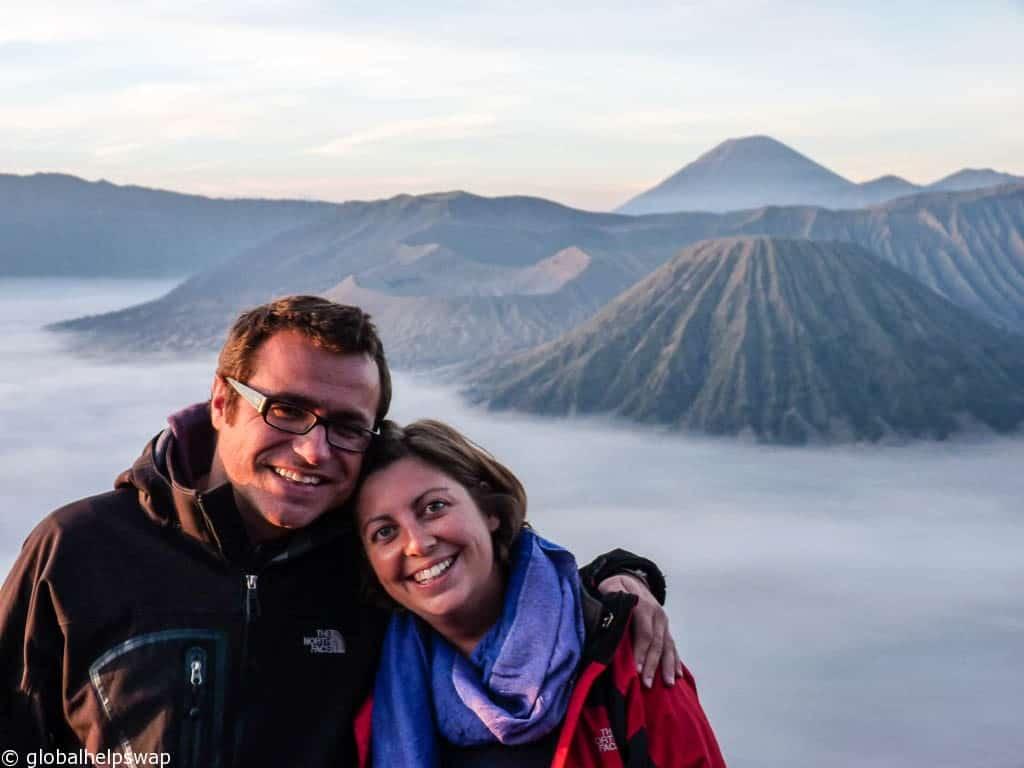 A tour of Mount Bromo
