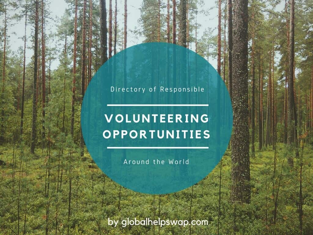 Directory of volunteering abroad