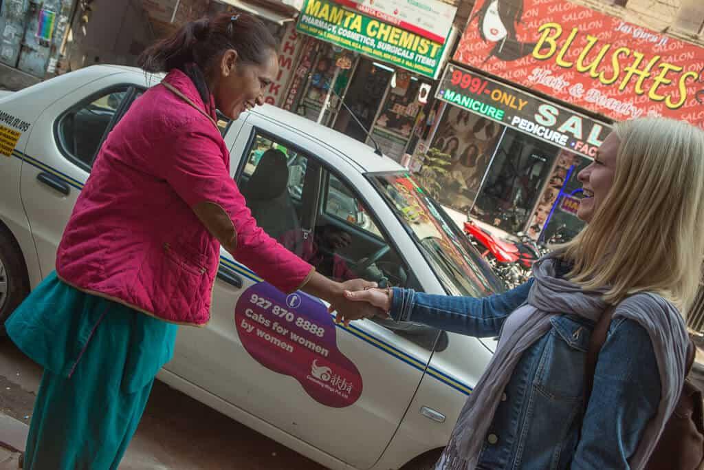 Women on wheels India