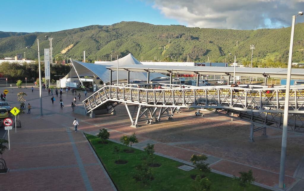 Terminal Satelite Del Norte Bogota