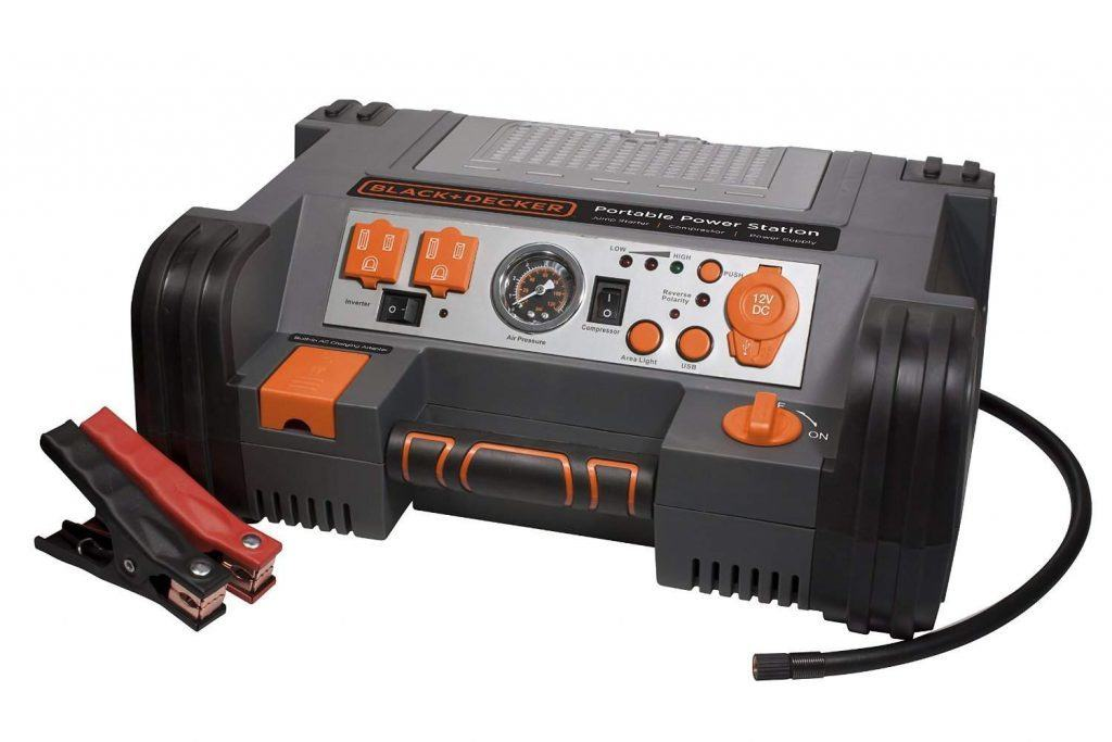 Black & Decker Professional Power Station