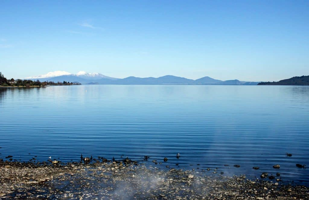 Things you can do in Lake Taupo