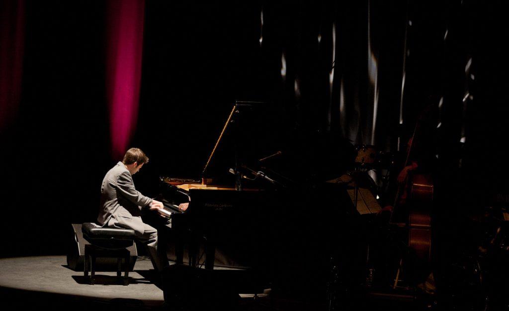 Greg Aguilar en concert avec le Philippe Laudet Quartet au Bascala (Bruguières, 31)