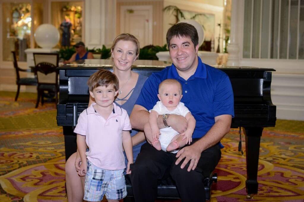 disney family portrait session