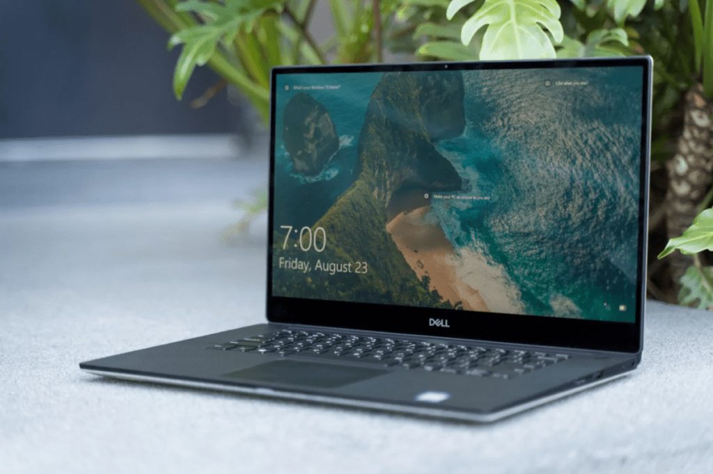The best laptops for working from home - Dell XPS 15