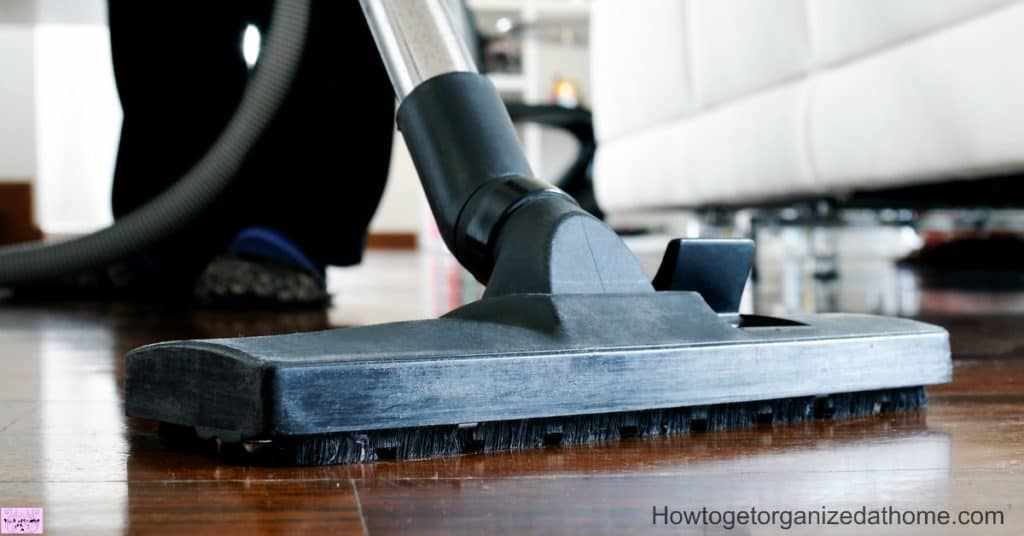 Copy this tips for a clean home with minimal cleaning!