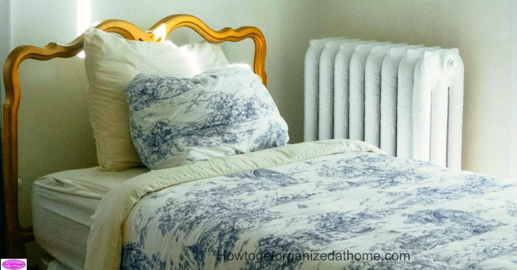 If you steam clean your mattress you need to check manufacturers instructions! It is simple but you need to allow for drying time too!