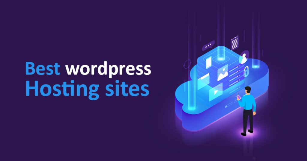 best wordpress hosting sites