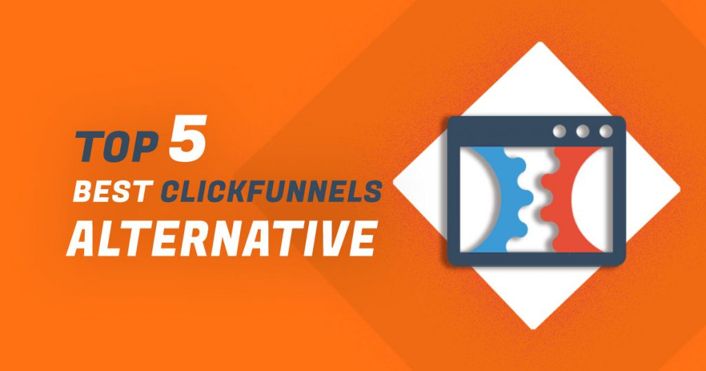 Best clickfunnels alternative