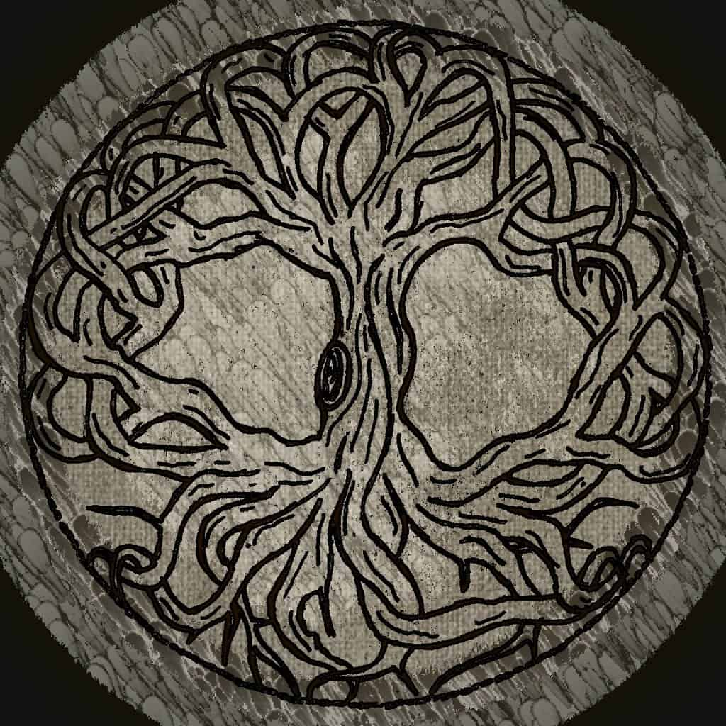 The Celtic Tree of Life or Crann Bethadh - Celtic Symbols