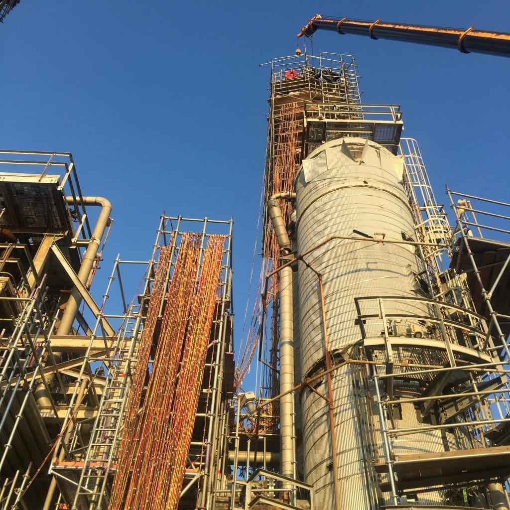 Industrial Heat Treatment Factory