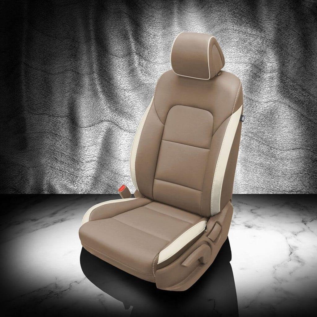 Hyundai Tucson Tan Seat Covers
