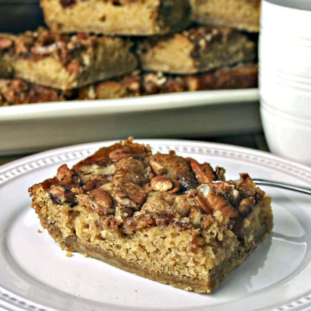 Brown Sugar Pecan Coffee Cake | Life, Love, and Good Food
