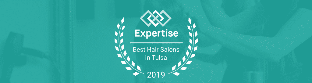 Tulsa's best salon award