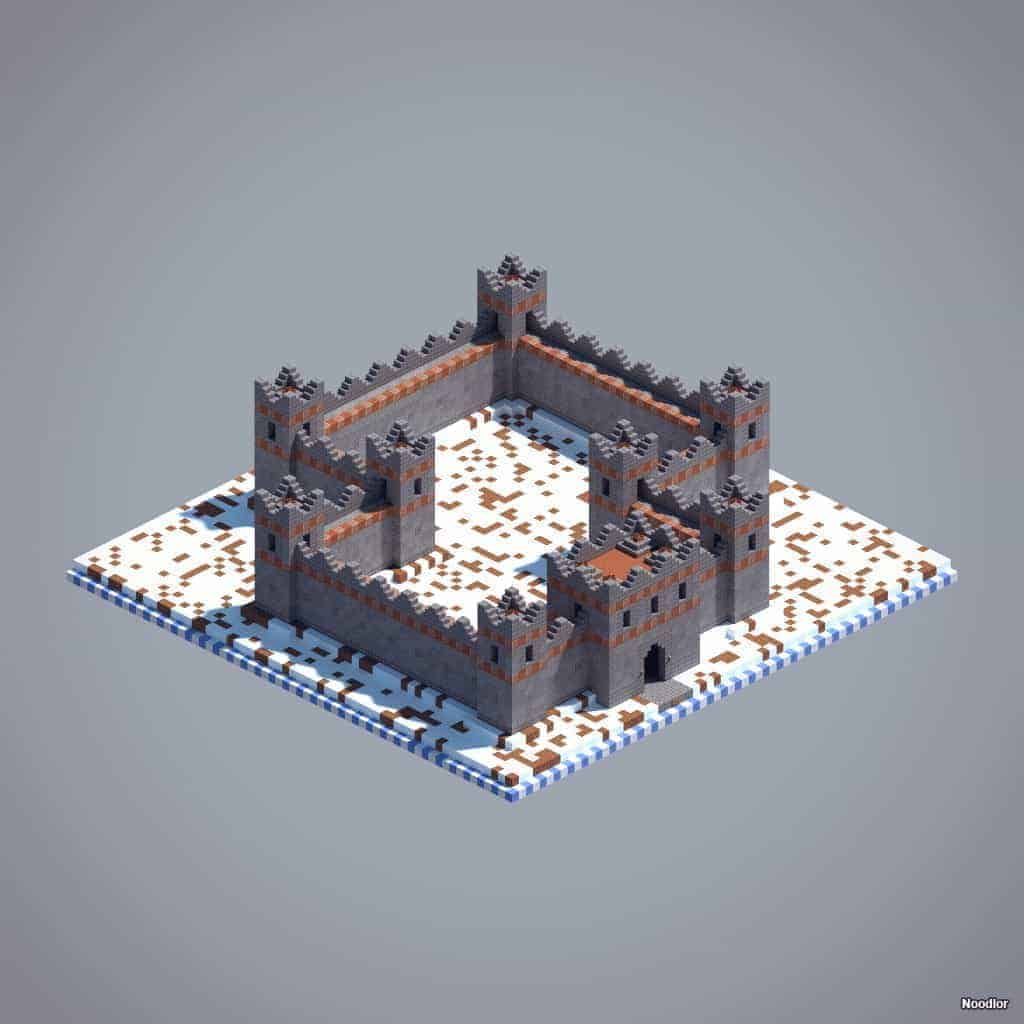 dwarven-walls-stone-granite-stained-clay-minecraft