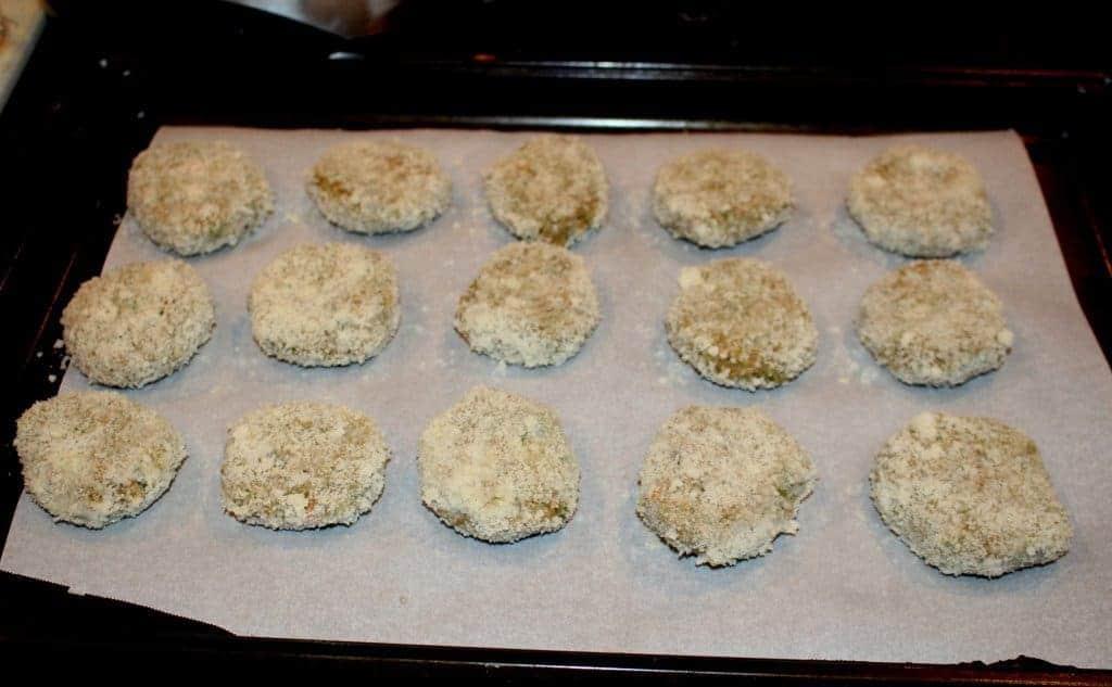 Baked Quinoa Vegetable Cutlet