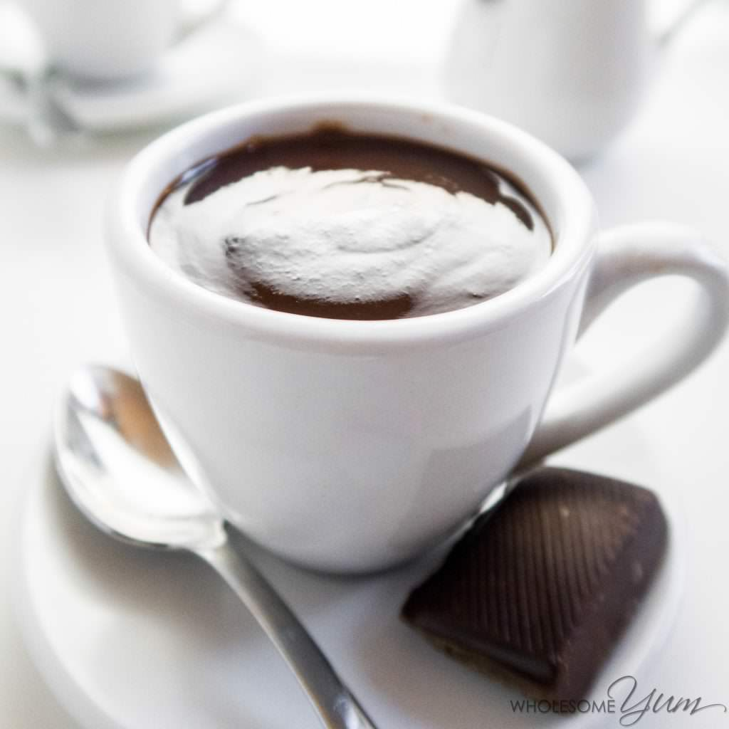 Love sugar free hot chocolate, but not sure how to make your own at home? This roundup gives you plenty of rich, creamy keto hot chocolate recipes from which to choose!