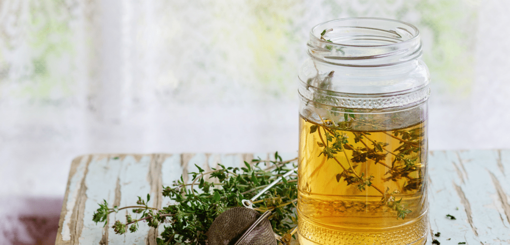 plant infusions are popular in herbalism