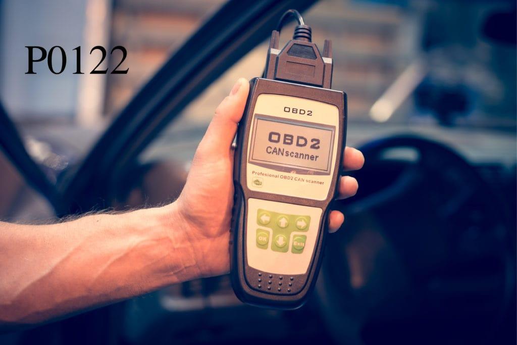 P0122  obd2 code