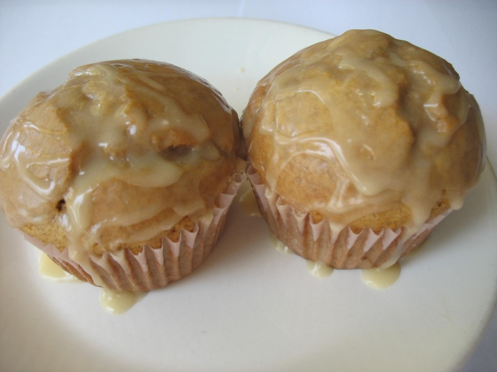 Glazed Donut Muffins  ~to die~