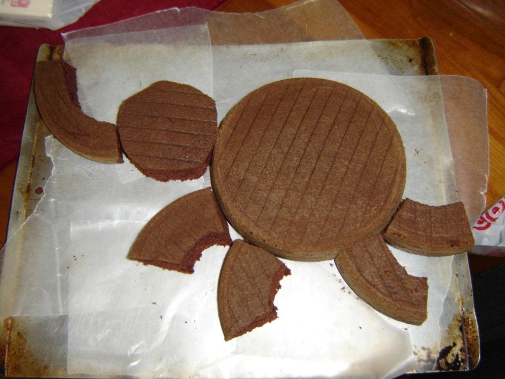 Elephant Cake Tutorial