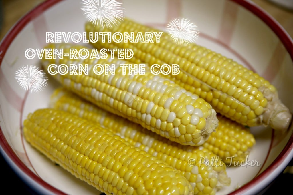 Revolutionary Oven-Roasted Corn on the Cob