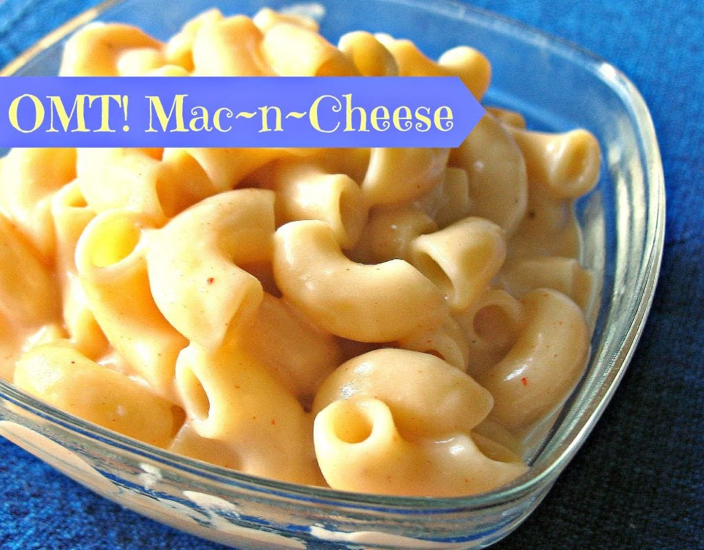 Mac and Cheese in bowl