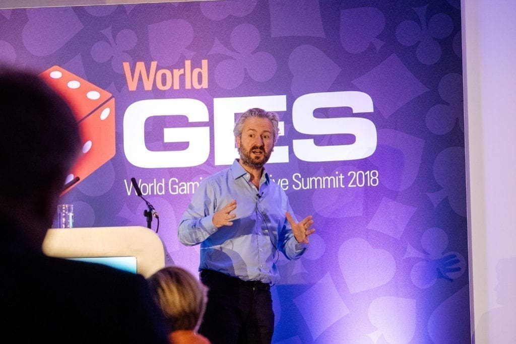 World Gaming Executive Summit 2018