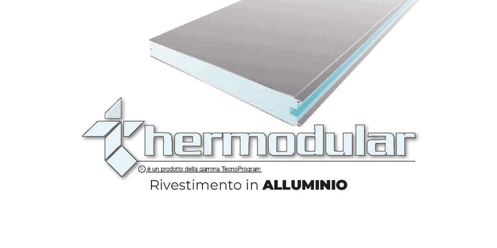 alluminio - pannelli isolanti - prodotti pannelli termici srl