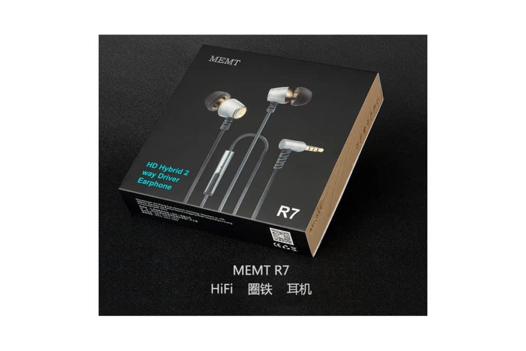 MEMT R7 earphone review