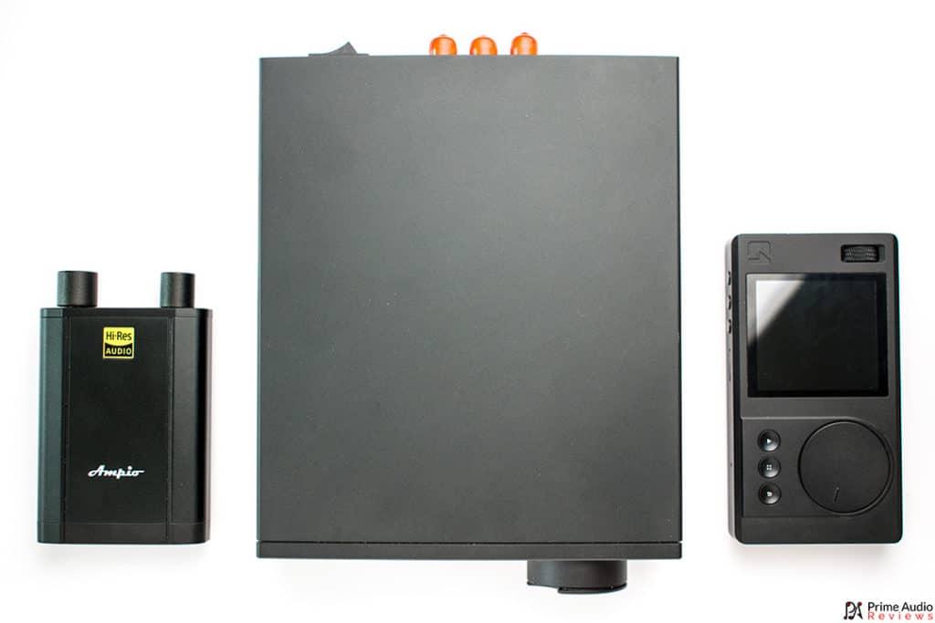 Ampio VD-6880 comparison