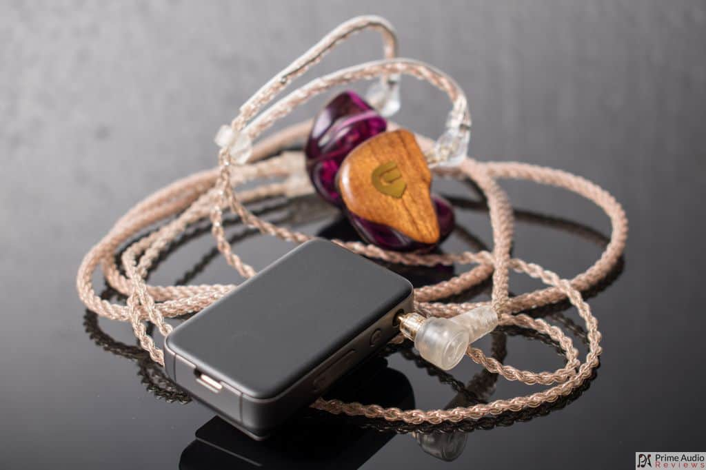 Earstudio ES100 with Fusion CIEM