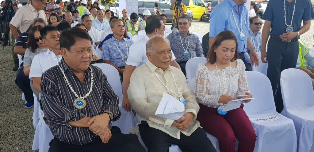 Mayor Osmena, Secretary Sitoy, Mayor SItoy-Cho