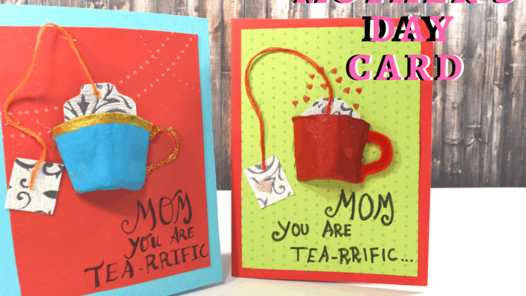 How To Make An Easy Mother's Day Card
