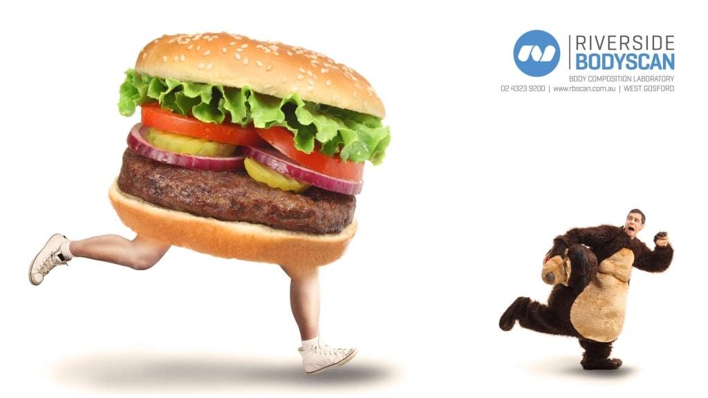 burger-man-chase