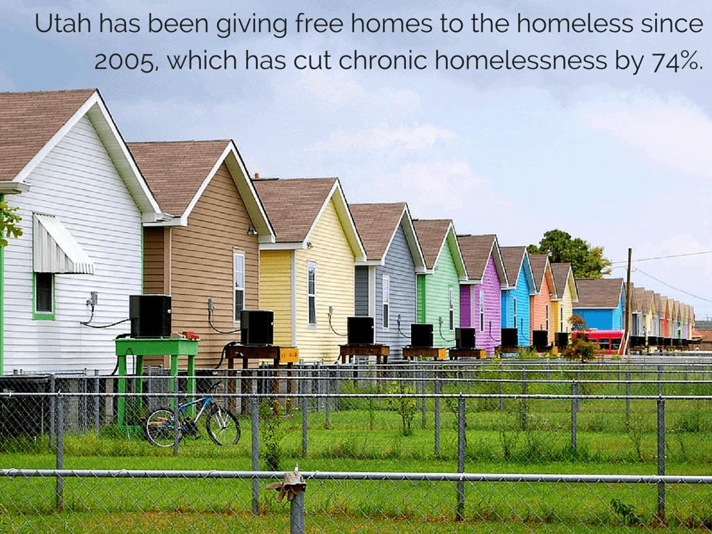 10. Utah Homes