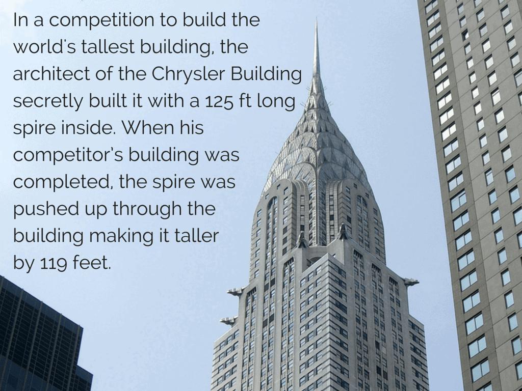 6. Chrysler Building