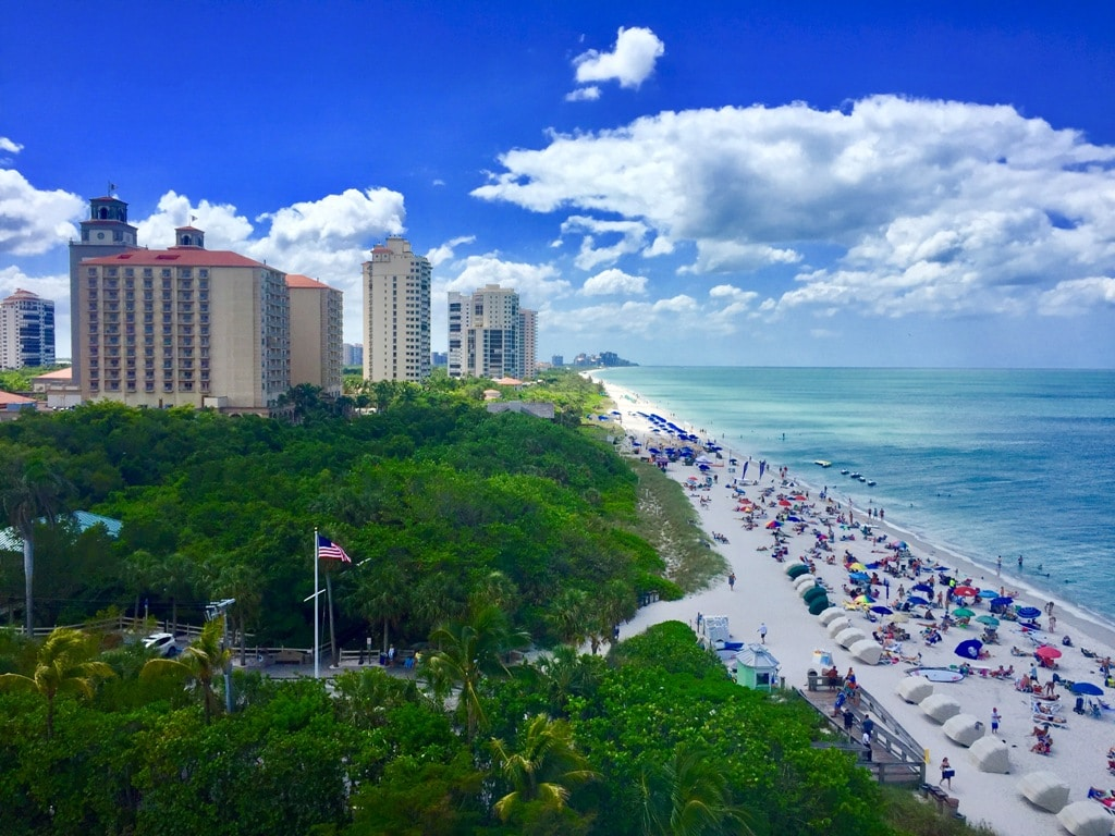 Vanderbilt Beach Naples Florida Real