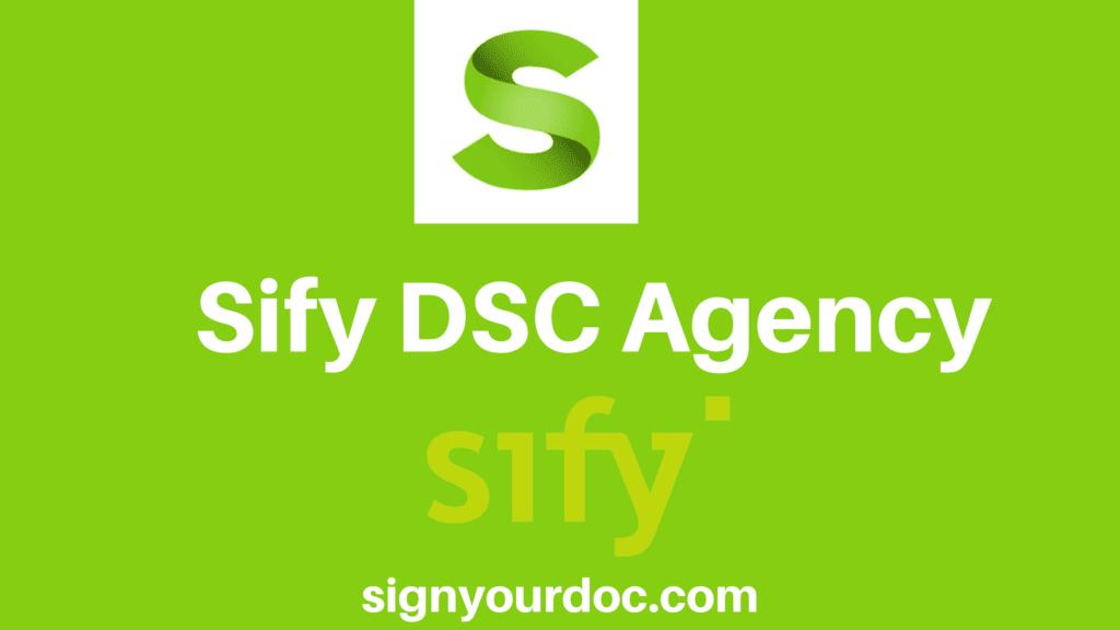 sify dsc agency