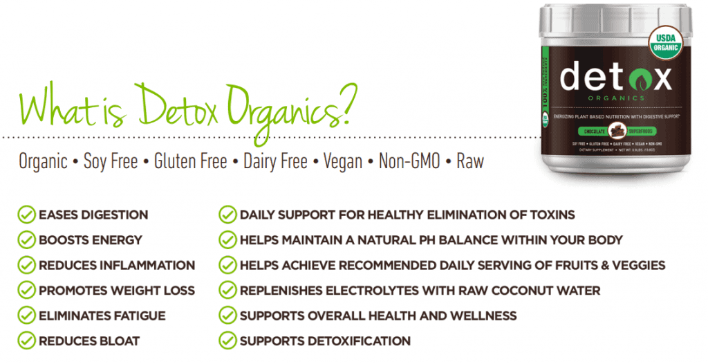 What is Detox Organics? #ad