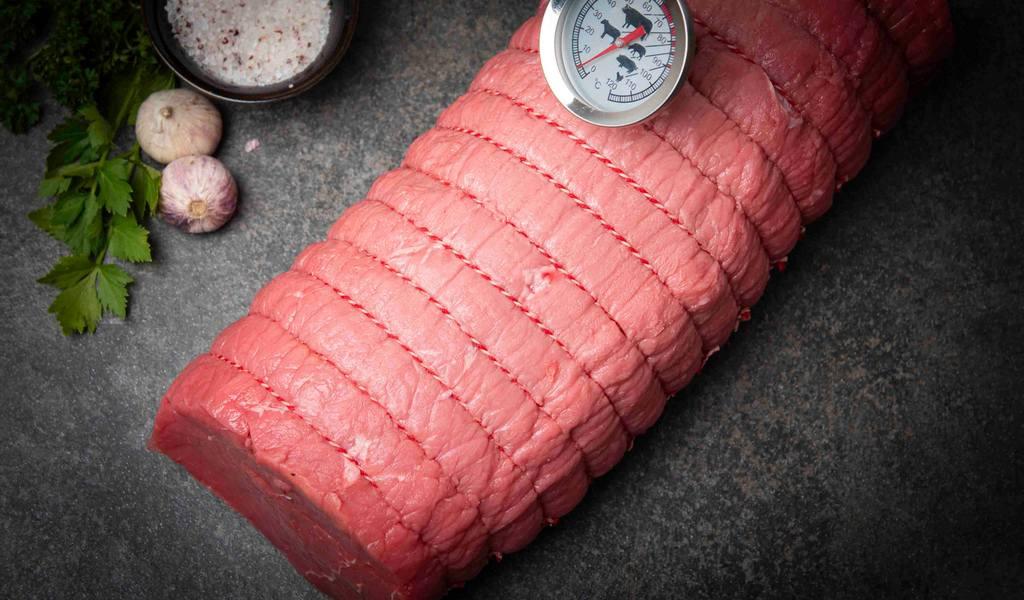 Runderrollade stoofvlees rosbief