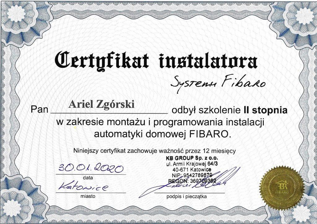 Fibaro II