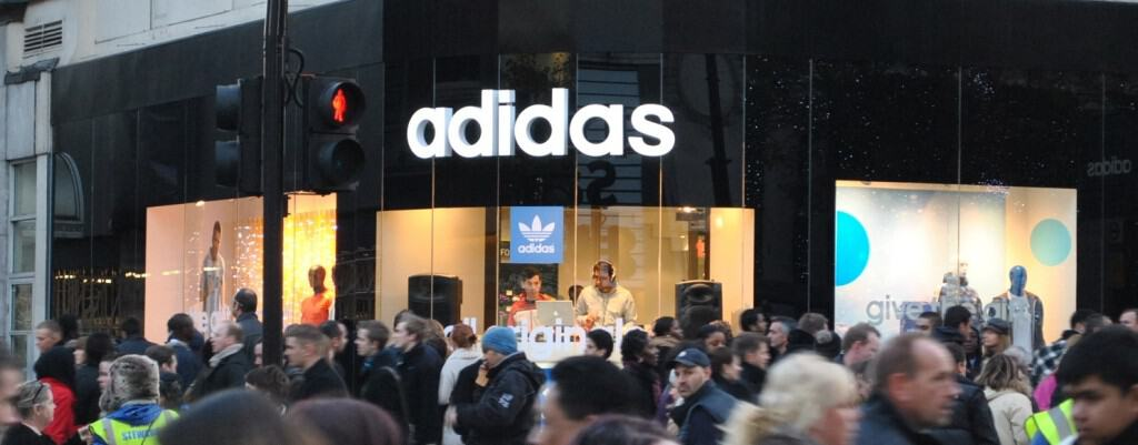 In-Store DJs - Adidas London DJ Hire - Storm