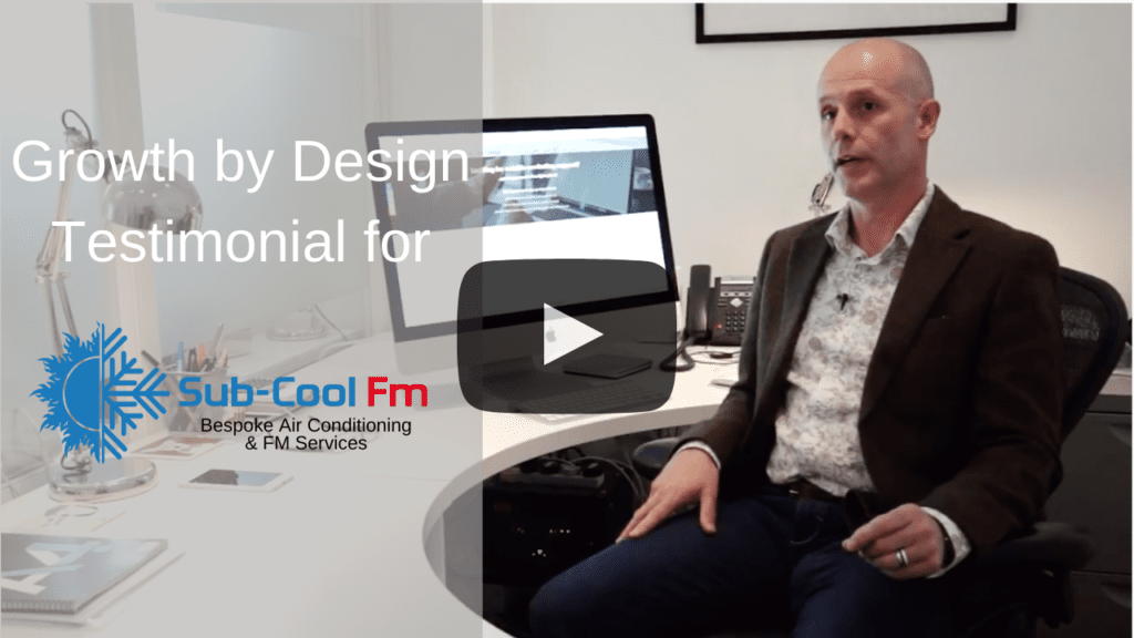 GBD digital marketing agency testimonial for SubCool FM air conditioning