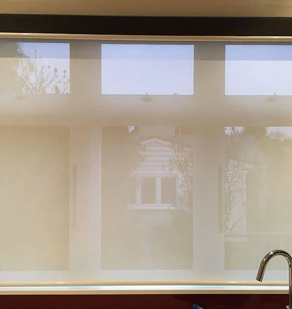 Sunscreen roller blinds in Remuera