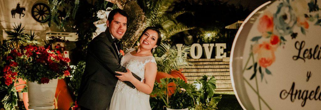 La Boda de Leslie y Ángelo - Susana Morales Wedding Planner