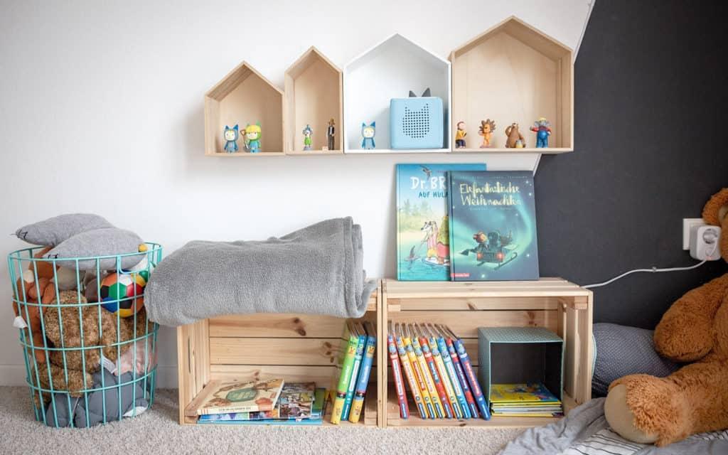 Kinderzimmer Kuschelecke
