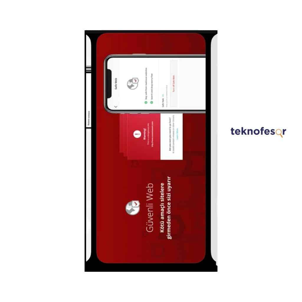 telefonlar için antivirüs uygulaması