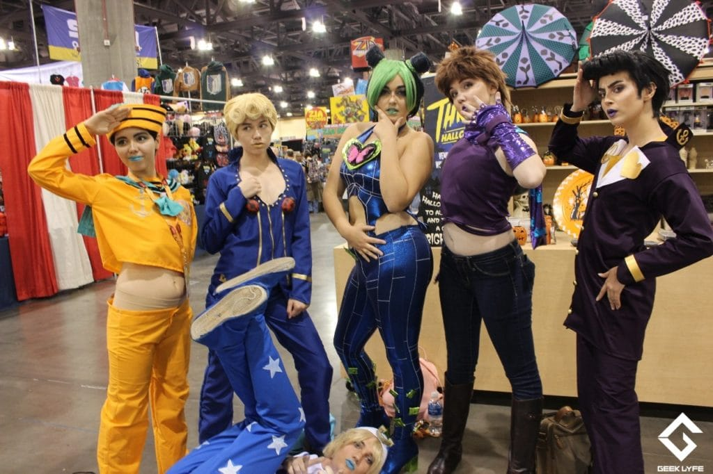 Phoenix Comic Con 2017