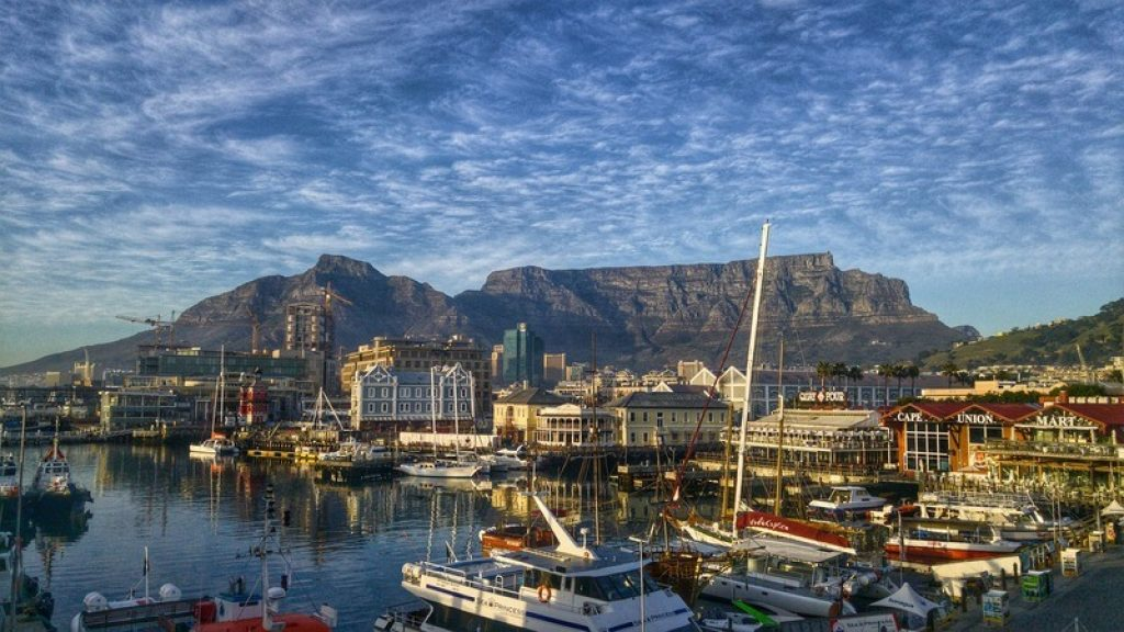 waterfront-sunset-cape-town